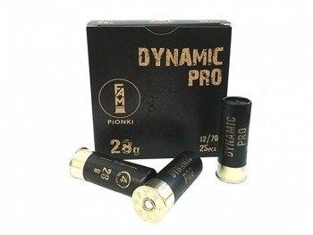 """Amunicja 12/70 Pionki Dynamic Pro """"4"""" gwiazdka 28g (25 szt.)"""