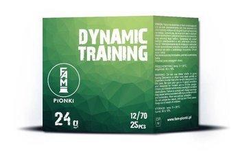 """Amunicja 12/70 Pionki Dynamic Training Trap """"7,5"""" gwiazdka 24g (25 szt.)"""