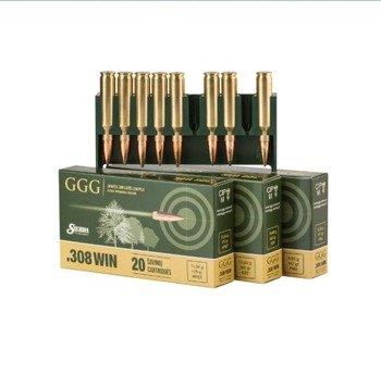 Amunicja .308 Win GGG HPBT 11,34g/175gr (20 szt.)