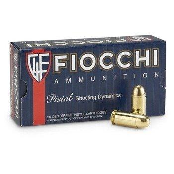 Amunicja .45 ACP Fiocchi FMJ 230gr (50 szt.)