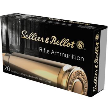 Amunicja 7x64 S&B Sierra SBT 11,35g/175gr (20 szt.)