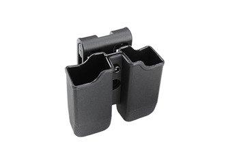 Ładownica na 2 magazynki pistoletowe Glock/Sig Sauer