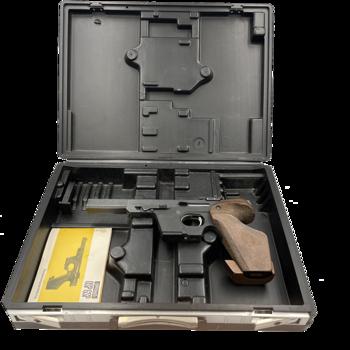 Pistolet samopowtarzalny Walther GSP kal. .22LR