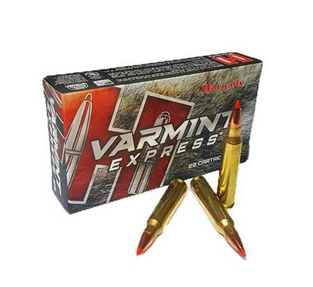 Amunicja .223 Rem Hornady V-max 3,56g/55gr (20 szt.)