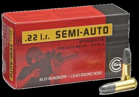 Amunicja .22LR GECO Semi Auto 2.6g/40gr (50 szt.)