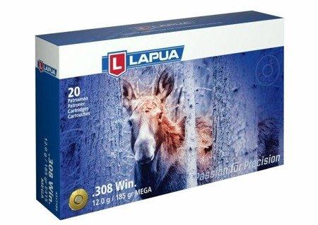 Amunicja .308 Win Lapua Mega SP 12g/185gr (20 szt.)