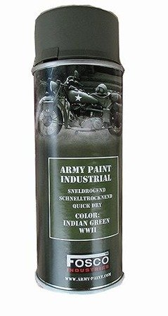 Farba do maskowania broni - Indian Green WWII - Fosco