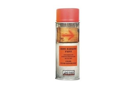 Farba do oznaczania - Fluor Red-Orange - Fosco