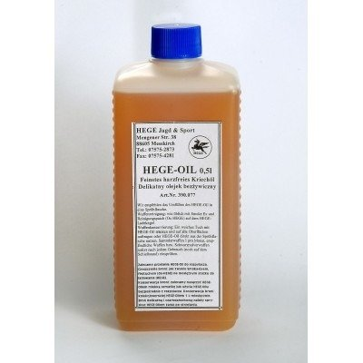 Hege Oil 500ml