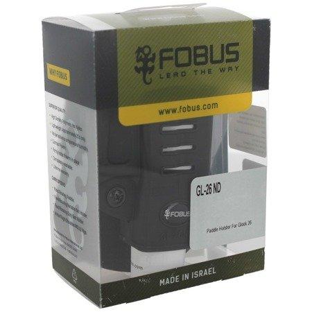 Kabura Fobus Glock 26,27,33 prawa płetwa