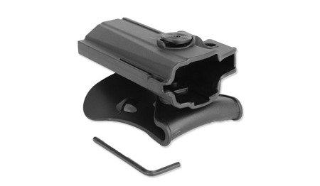 Kabura IMI Defense Roto Paddle Holster - CZ P-09, Shadow 2