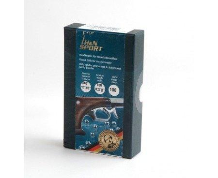 Kule ołowiane H&N .454 (100 sztuk)