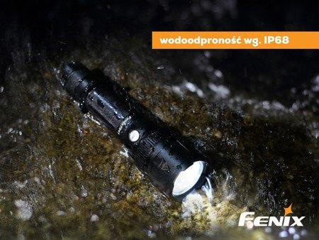 Latarka diodowa Fenix FD41 + akumulator USB 2600 mAh