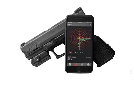 MantisX - system wyszkolenia strzeleckiego