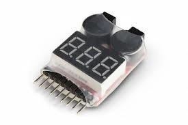 Miernik baterii LiPo