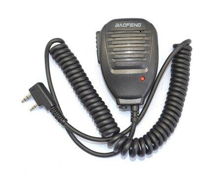 Mikrofonogłośnik Baofeng UV-5R/6R/UV8HX/BF888