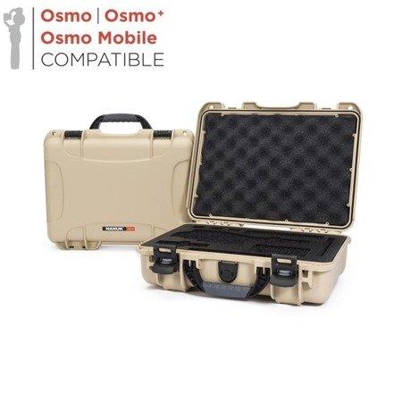 Skrzynia transportowa Nanuk 910 DJI™ OSMO piaskowa