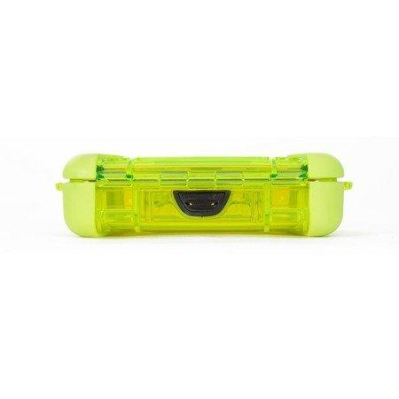 Skrzynia transportowa Nanuk Nano 310 limonkowa