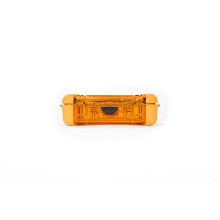 Skrzynia transportowa Nanuk Nano 320 pomarańczowa