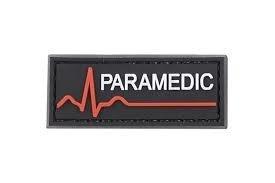 Naszywka Paramedic