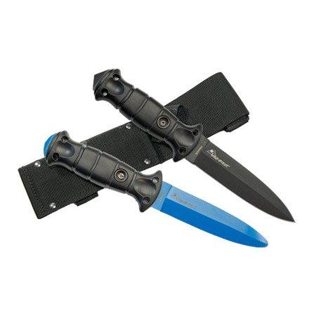 Nóż W Fighter + nóż treningowy