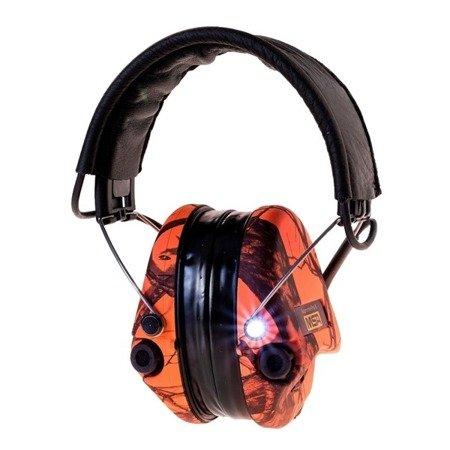 Ochronniki Słuchu Sordin Supreme Pro-X Blaze LED nagłowne