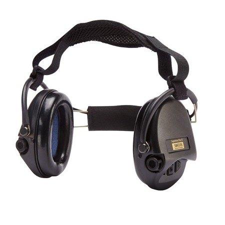 Ochronniki Słuchu Sordin Supreme Pro-X czarne nakarkowe