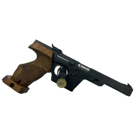 Pistolet samopowtarzalny Walther GSP kal. 22LR