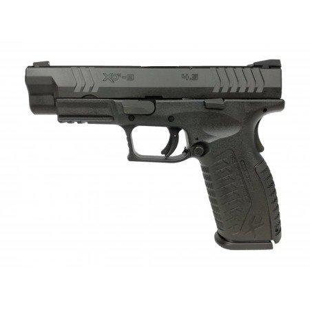 """Pistolet samopowtarzalny XDM-9 4,5"""", kal. 9x19mm Czarny"""