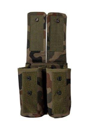 Podwójna ładownica na magazynki typu AK - wz.93 pantera leśna