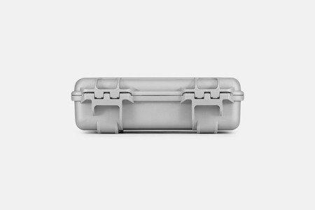 Skrzynia transportowa Nanuk 910 srebrna - bez wypełnienia