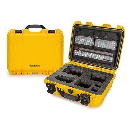 Skrzynia transportowa Nanuk 920 Sony ® A7R żółta