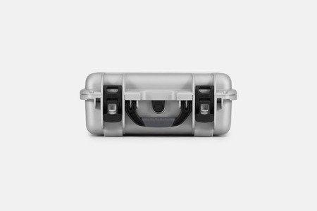 Skrzynia transportowa Nanuk 920 srebrna - bez wypełnienia