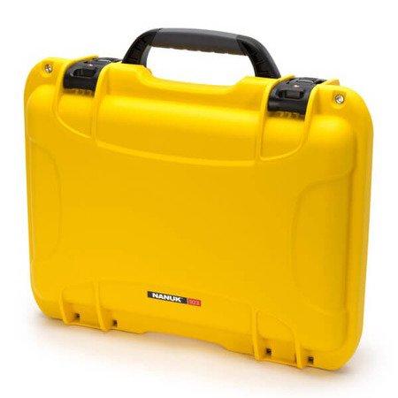 Skrzynia transportowa Nanuk 923 żółta - bez wypełnienia