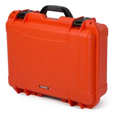 Skrzynia transportowa Nanuk 930 pomarańczowa - wkład modułowy FOTO