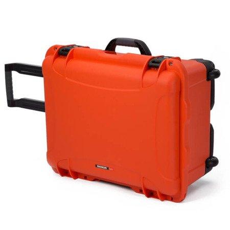 Skrzynia transportowa Nanuk 950 pomarańczowa - bez wypełnienia