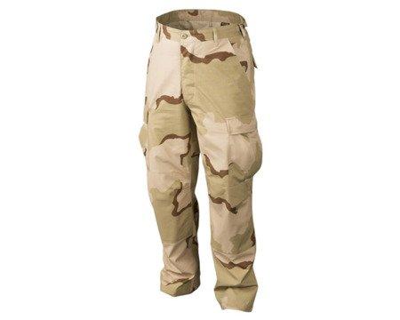 Spodnie Helikon BDU US Desert rozmiar M - OUTLET