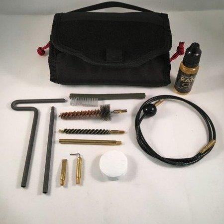 Zestaw polowy do czyszczenia karabinów AR-15 cal .223/5,56mm